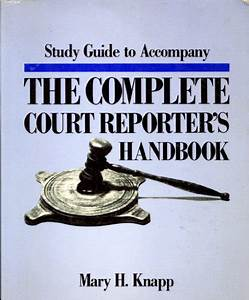 9780471801184  Study Guide To Accompany The Complete Court