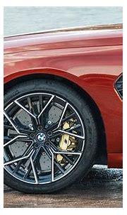 Xe sang hiệu năng cao BMW M8 Competition Coupe và Convertible