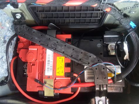 2007 Bmw 335i Sedan (e90) The Battery Was Replaced At