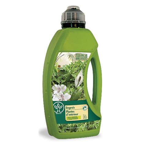 siege gamm vert engrais plantes d 39 intérieur 1l gamm vert plantes et