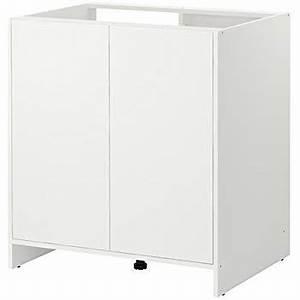 Ikea Spüle Mit Unterschrank : ikea unterschrank mit t ren wei k chenschrank sp lschrank ~ Watch28wear.com Haus und Dekorationen