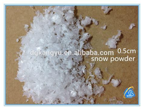 fluffy pe material fake snow flake buy snow flake fake