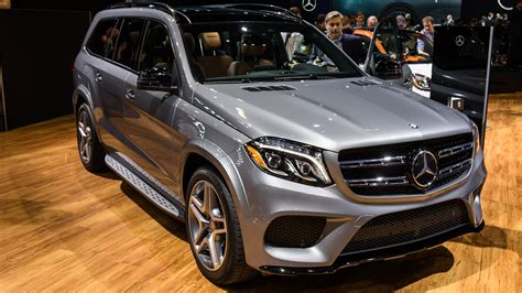 2019 Mercedes Gls Release Date, Interior Redesign, Prices