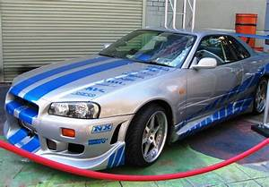 Nissan Skyline Fast And Furious : 2 fast 2 furious nissan skyline gt r by thexrealxbanks on deviantart ~ Medecine-chirurgie-esthetiques.com Avis de Voitures