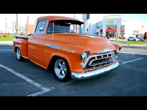 Cool Chevy Stepside Pick Truck Youtube
