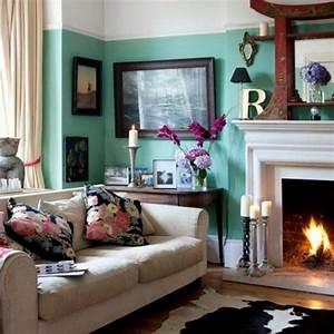 Wände Farbig Gestalten : wohnzimmer farben w nde ~ Markanthonyermac.com Haus und Dekorationen