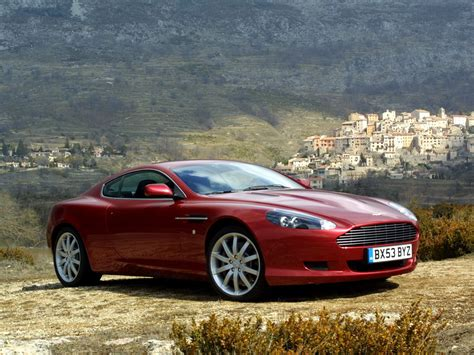 Aston Martin Db9 Images  World Of Cars