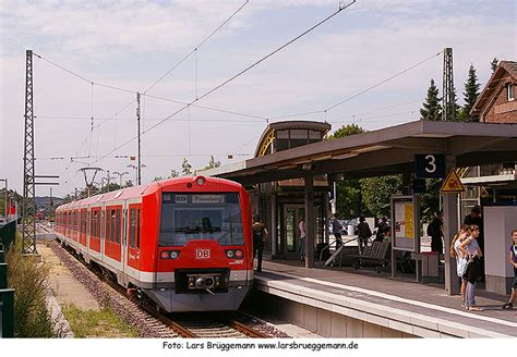 Der Bahnhof Buxtehude Der Hamburger Sbahn  Der Metronom