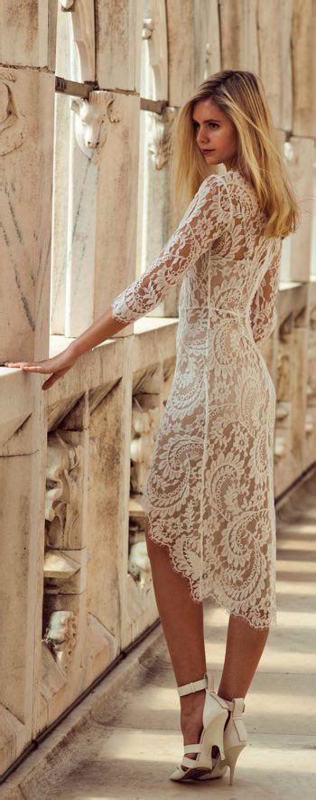 si es baquet las 25 mejores ideas sobre vestidos de encaje blanco en