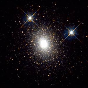 Globular Cluster in the Andromeda Galaxy | ESA/Hubble