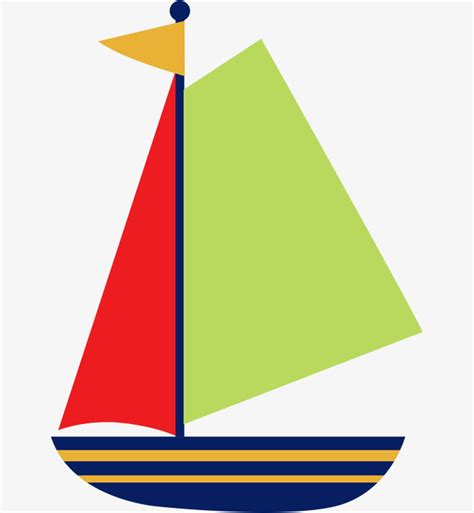 Dibujo Barco De Vela by Tabla De Color Vela Dibujos Animados De Barco De Vela