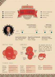 creative resume of a graphic designer 50 awesome resume designs that will bag the hongkiat