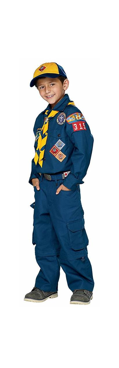 Uniform Scout Wolf Cub Scouts Bear Bsa