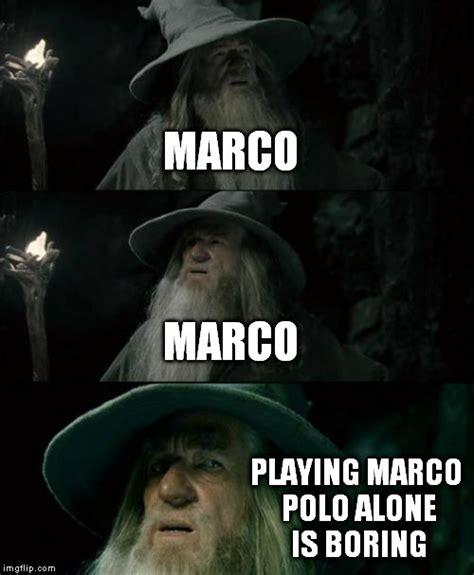 Meme Polo - confused gandalf meme imgflip