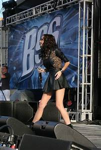 Cher Lloyd At Pepsi Summer Bash High Resolution Pictures