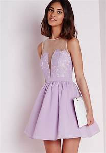 missguided lace puffball skater dress gbp45 30 gorgeous With skater dress for wedding