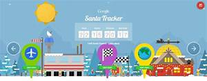 Google's Santa Tracker 2014 Is Up & Counting Days Until ...