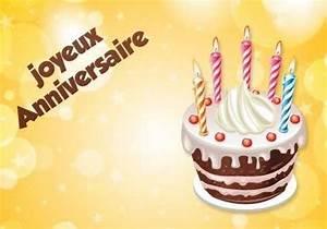 Image De Gateau D Anniversaire : joyeux anniversaire ce g teau avec des bougies 145 ~ Melissatoandfro.com Idées de Décoration