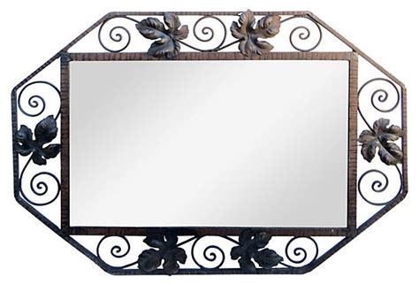 70 Best Wrought Iron Mirrors Images On Pinterest