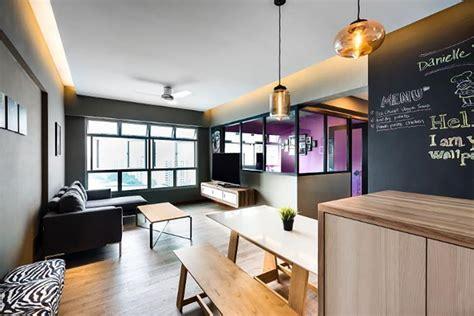 Home Design Ideas For Hdb Flats by 7 Inspiring 4 Room Hdb Flats