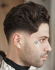Low Fade Haircut Men