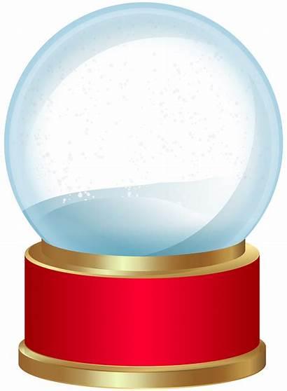Snow Globe Clipart Christmas Snowglobe Transparent Clip