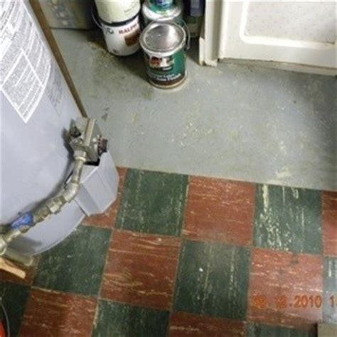 installing vinyl tile linoleum tile and concrete