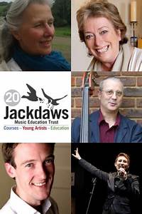 Ralf Dorrell | Jackdaws Music Education Trust