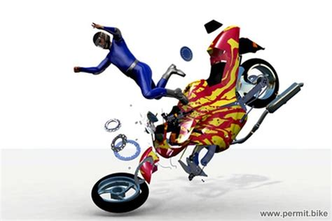 Common Types Of Motorcycle Accidents