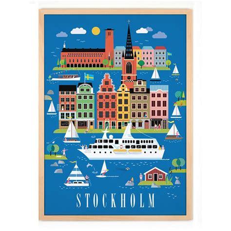 Human Empire Poster by Human Empire Stockholm Poster 50x70cm Selekkt