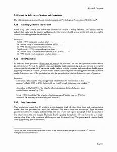 Apa Style Proposal Essay On Asthma Apa Style Grant Proposal Sample