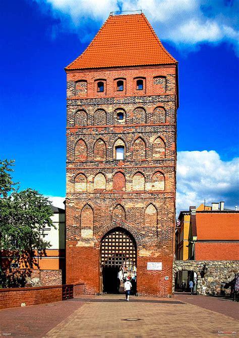 Brama Człuchowska - Muzeum Historyczno-Etnograficzne ...