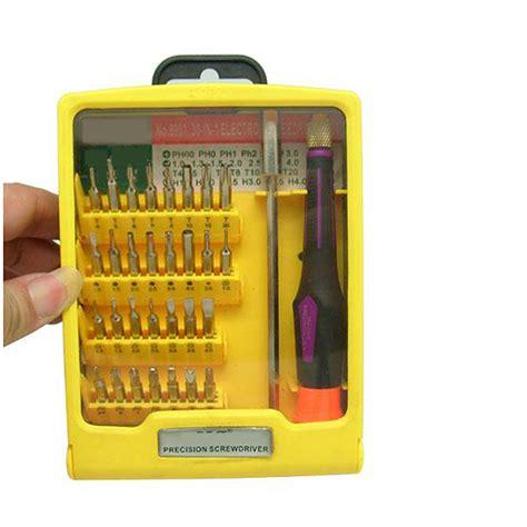 30 in 1 screwdriver set electronic screwdriver kit repair tools