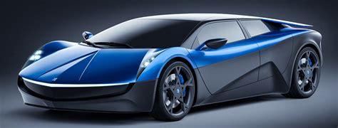 Sleek Swiss-designed Electric Supercar Takes On Tesla