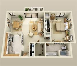 50 one 1 bedroom apartment house plans bedroom floor