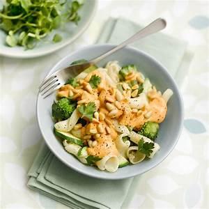 Weight Watchers Rezepte Punkte Berechnen : pasta mit cremiger gem sesauce und pinienkernen rezept ~ Themetempest.com Abrechnung