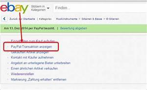 Paypal Zahlung Nicht Möglich : anleitung ebay verkauf r ckg ngig machen inklusive geb hren rue25 ebay ~ Eleganceandgraceweddings.com Haus und Dekorationen