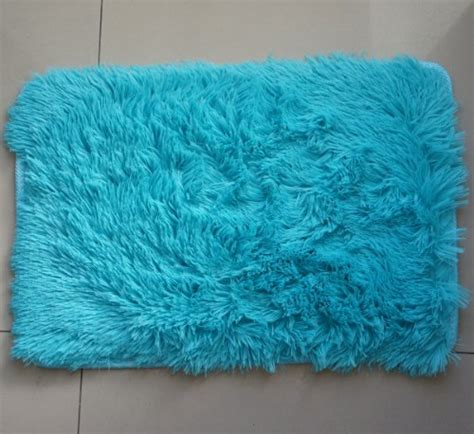 Washable Living Room Area Rugs by Fadfay Soft Modern Shaggy Area Rugs Turquoise Rug