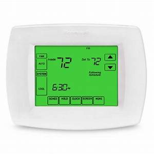 Honeywell Visionpro 8000 Programmable Commercial Thermostat