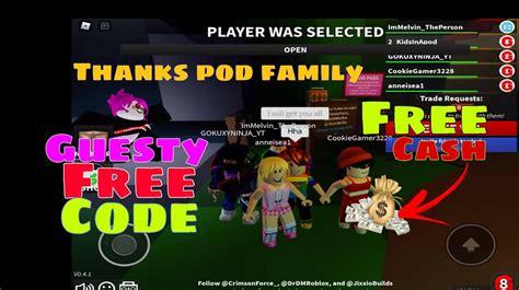 kidsinapod  code guesty server  full