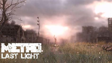 Metro Last Light Ending by Metro Last Light Redemption Ending Alternative