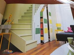 Aménagement Sous Escalier : amenagement sous escalier idees accueil design et mobilier ~ Preciouscoupons.com Idées de Décoration