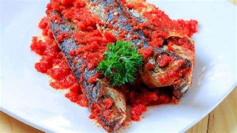35 resep sambal khas nusantara menggugah selera. Resep Pindang Layang Balado Pedas - Lifestyle Fimela.com