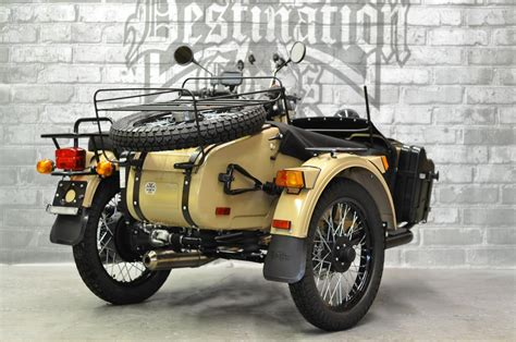 Ural Gear Up Image by 2017 Ural Gear Up Demo Sold