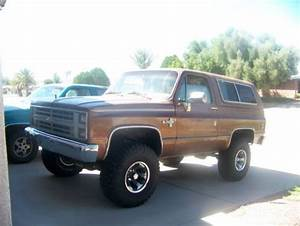 Purchase Used 1986 Chevy K5 Blazer 4x4 350ci Auto  Trans In