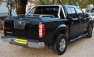 Nissan Navara Double Cabine : couvre benne nissan navara d40 double cabine avec arceau cover truck ~ Gottalentnigeria.com Avis de Voitures