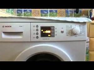 Bosch Exclusiv Waschmaschine : bosch maxx 7 varioperfect wae28496 exclusiv waschmaschine doovi ~ Frokenaadalensverden.com Haus und Dekorationen