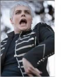 Funniest Face of Gerard Way