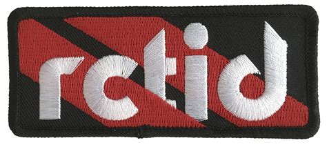rctid rip city red ptfc patch patrol