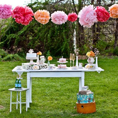 vintage shabby chic wedding shower ideas vintage shabby chic tea party bridal shower printables collection